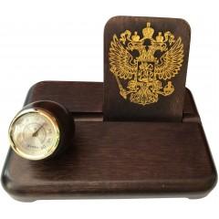 ПТ-4 Подставка под телефон с термометром