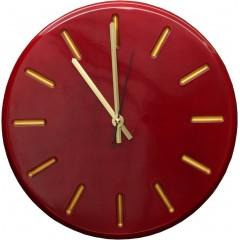 Часы Ч-21 красные