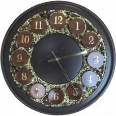 Часы Ч-30 с янтарём