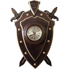 Щит МВД Часы 130